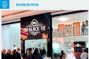 Inauguração Cia Black Tie