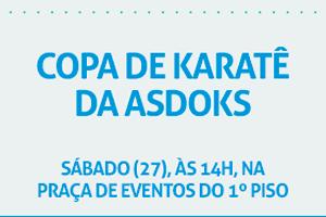 Copa de Karatê da Asdoks