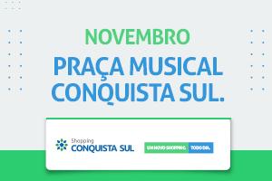 Praça Musical de Novembro
