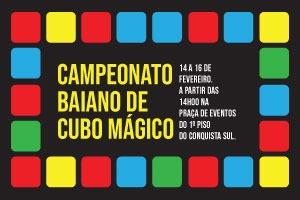 Campeonato de Cubo Mágico no Conquista Sul