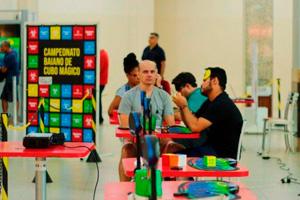 Campeonato Baiano de Cubo Mágico