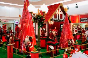 Conheça a nossa decoração natalina