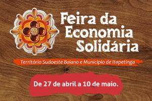 Feira de Economia Solidária