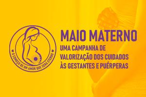Maio Materno no Conquista Sul