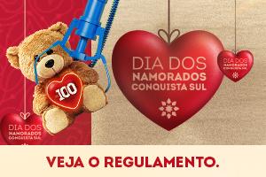 Dia dos Namorados Conquista Sul